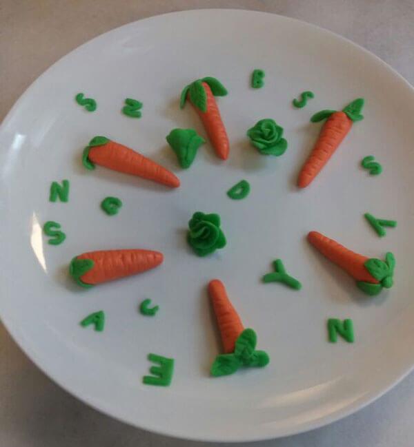 Karottenkuchen - Kremalı Havuçlu Kek