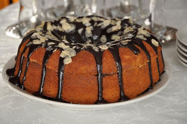 Photo of Kuchen mit Schokofüllung – Çikolata Dolgulu Kek