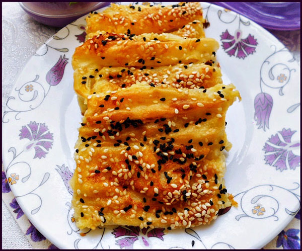 Türkische Börek - Pileli Börek