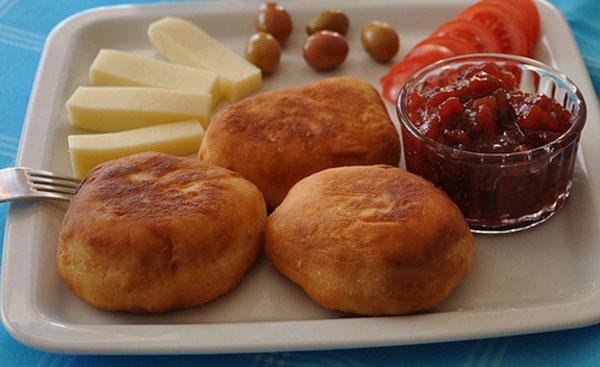 Türkisches Gebäck - Kaba Çörek