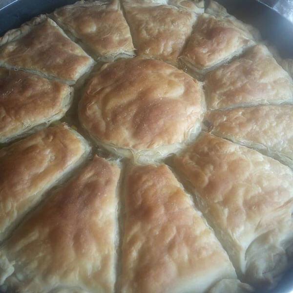 Albanischer Börek - Arnavut Böreği
