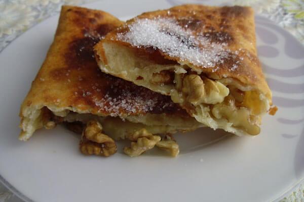 Börek mit Walnüssen - Cevizli Börek