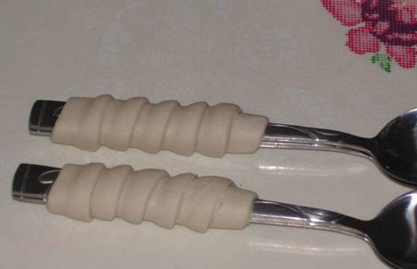 Kuchen aus Blätterteig - Spiral Pastalar