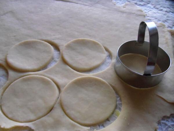 Plätzchen mit Apfelfüllung - Pratik Elmalı Kurabiye