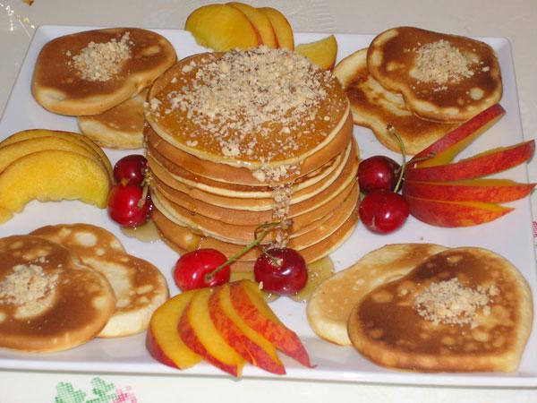 Praktischer Pancake - Pratik Pankek