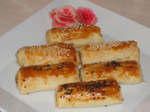 Türkisches Gebäck - Pratik Açma Börek
