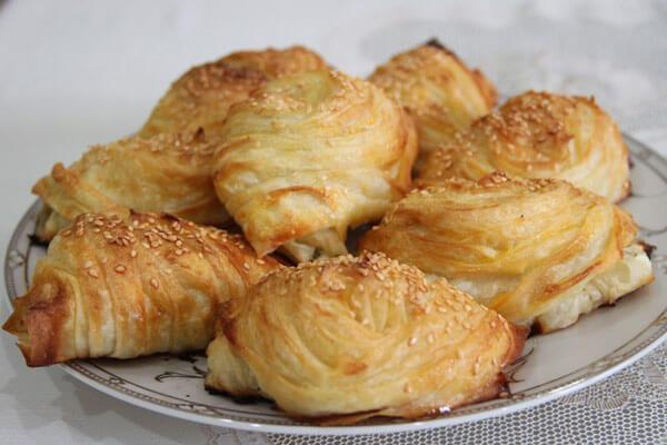 Photo of Börek mit Käsefüllung – Peynir İçli Börek