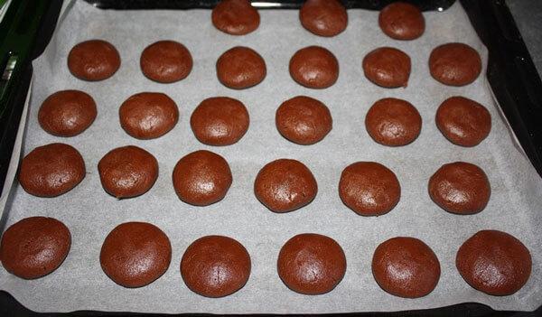 Kakao Plätzchen - Kakaolu Kurabiye