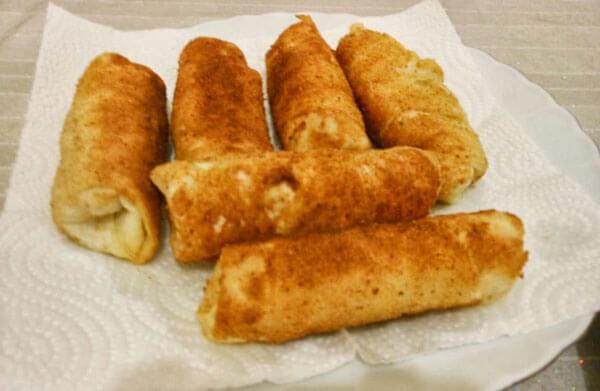 Börek mit Hackfleisch - Kıyma İçli Börek