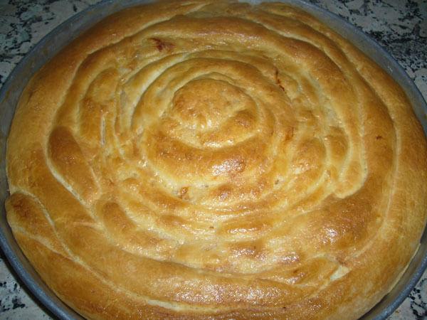 Börek mit Kartoffelfüllung - Patatesli Kol Böreği