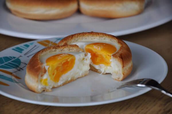 Eierbrot - Yumurtalı Ekmek