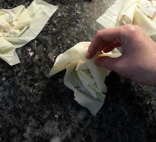 Türkische Börek - Gonca Gül Böreği