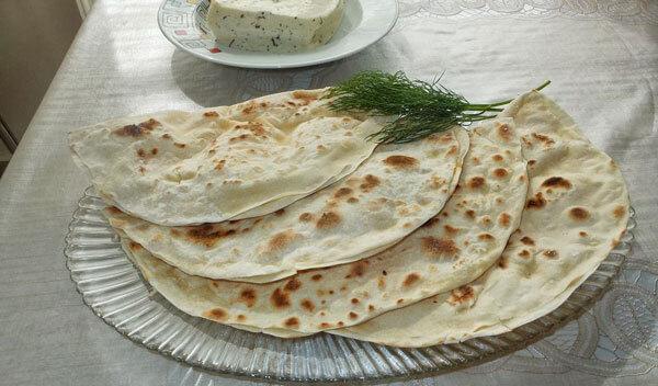 Türkischer Pfannkuchen - Ev Gözlemesi