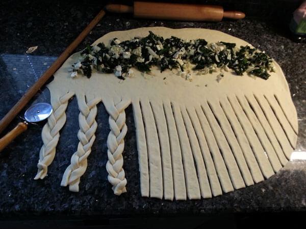 Türkisches Gebäck - Örgülü Çörek