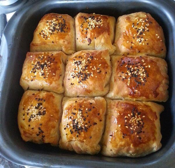 Photo of Börek mit Mohn – Haşhaşlı Zarf Börek