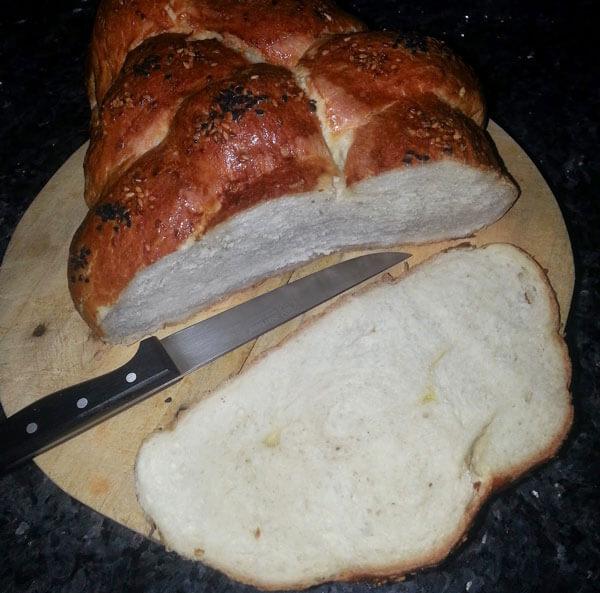 Geflochtene Brote - Örgülü Ekmek