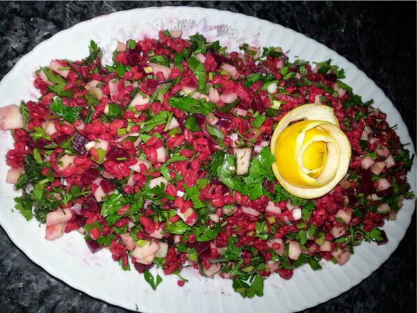 Photo of Rote Beete Salat – Pancar Salatası