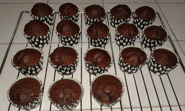 Cupcakes - Puf Puf Cupcake