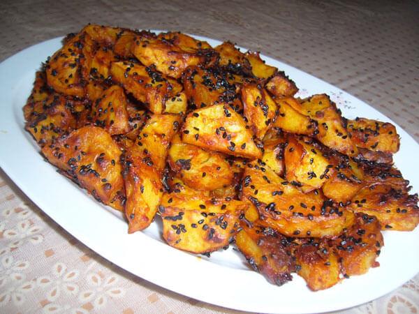 Kartoffel mit Soße - Soslu Patatesler