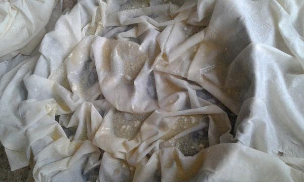 Praktischer Börek aus der Pfanne - Pratik Tava Böreği