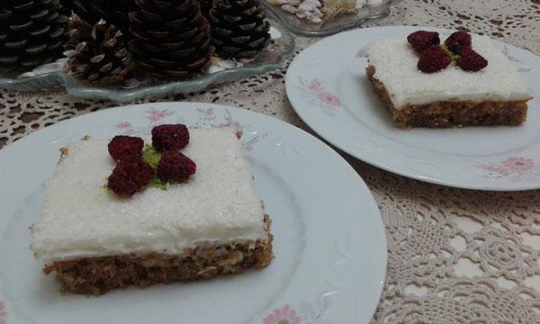Zypern Dessert - Kıbrıs Tatlısı