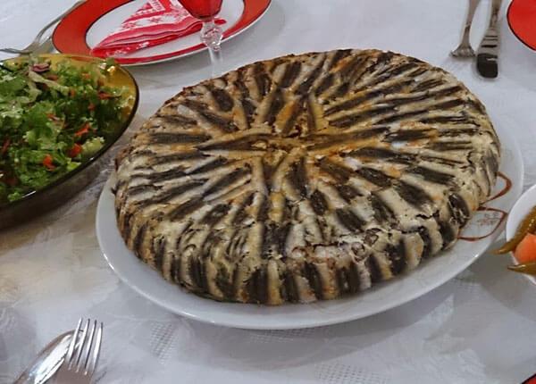 Photo of Reis mit Sardellen – Hamsili Pilav