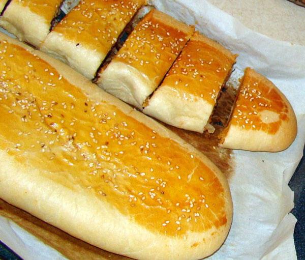 Praktisches Gebäck mit Kartoffel - Pratik Patatesli Poğaça