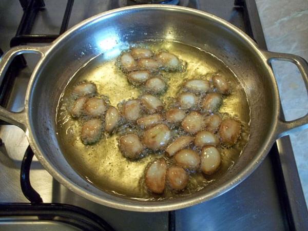 Regionale Suppe - Ekşili Mahluta Çorbası