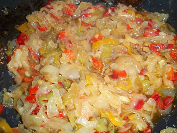 Sautierte Kartoffeln - Patates Sote