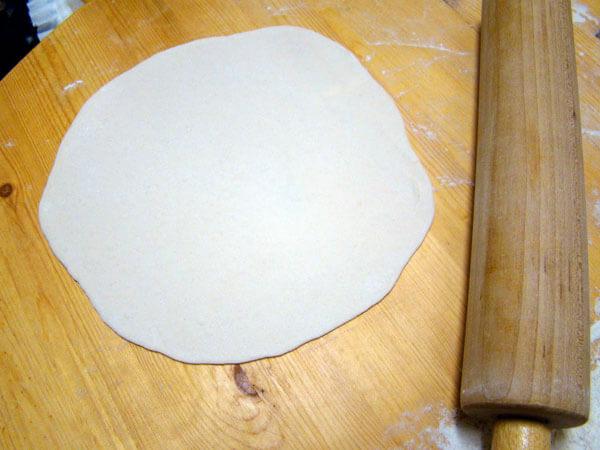 Türkische Pizza - Pratik Ev Lahmacunu