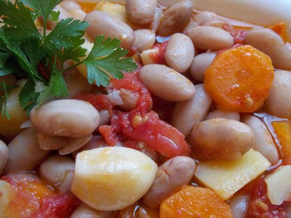 Wachtelbohnen - Barbunya Pilakisi