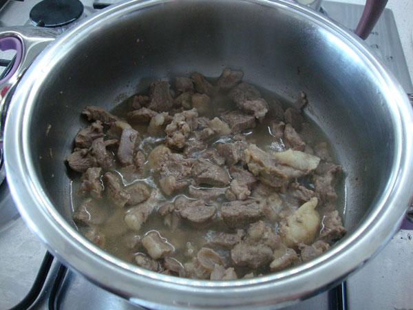 Börek mit Lammfleisch - Kuzu Etli Börek