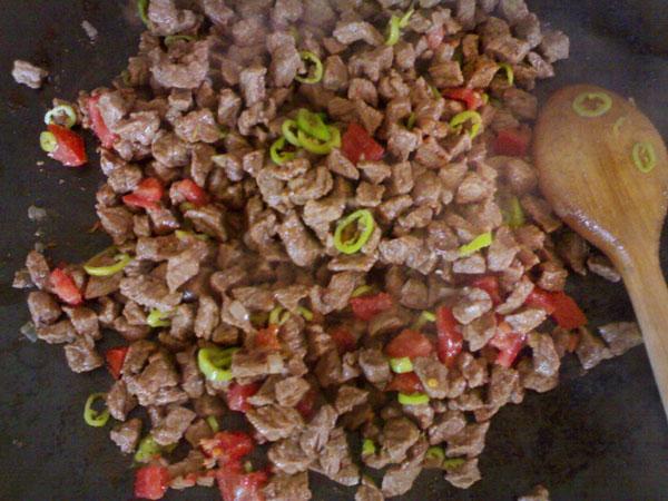 Hirtenpfanne - Nefis Çoban Kavurma