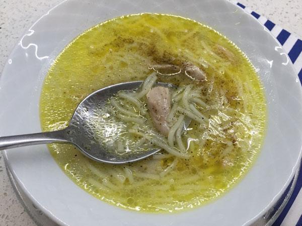 Photo of Hühnersuppe – Pratik Tavuk Suyu Çorbası
