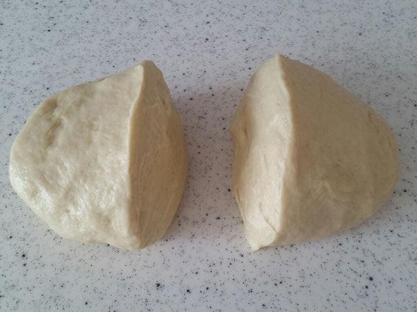 Knusprige Börek mit Speisestärke - Nişastalı Çıtır Börek