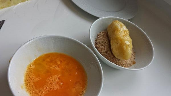 Kroketten mit Kartoffel und Gouda - Patatesli Kaşarlı Kroket