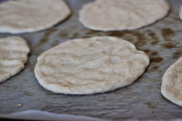 Scharfe Brötchen - Acılı Ekmek