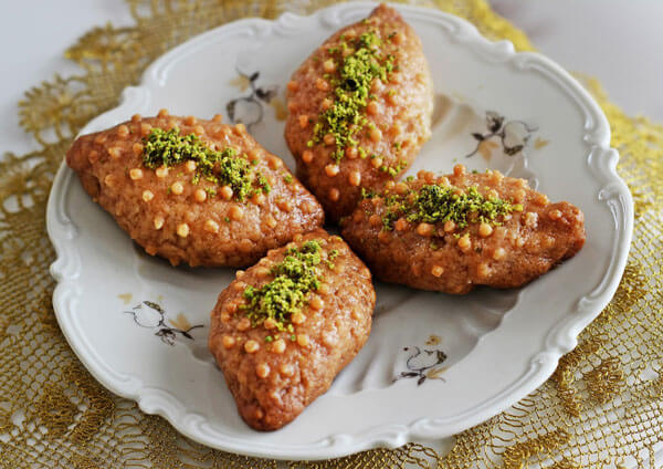 Photo of Türkisches Dessert – Kalburbastı
