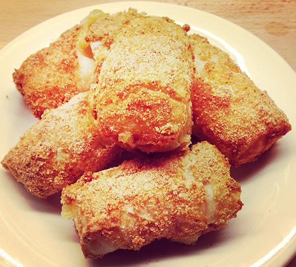 Börek mit Schlagsahne - Pratik Kremalı Börek