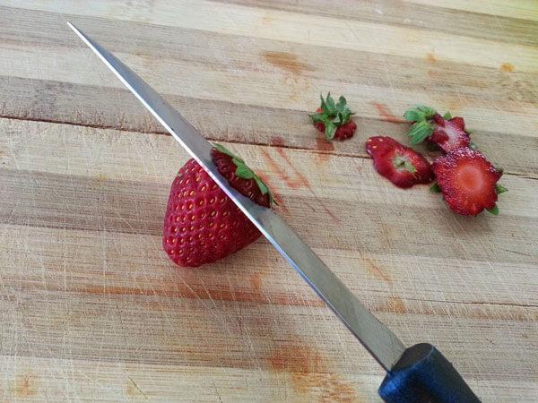 Erdbeermarmelade - Çilek Reçeli