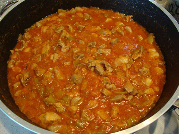 Fleisch Saute - Leziz Et Sote