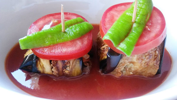 Islim Kebab - İslim (Kürdan) Kebabı