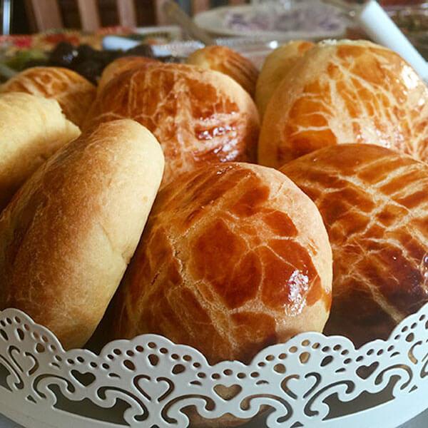 Türkisches Gebäck - Leziz Pastane Poğaçası