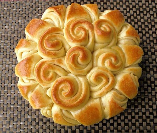 Türkisches Gebäck - Mayalı Gül Böreği