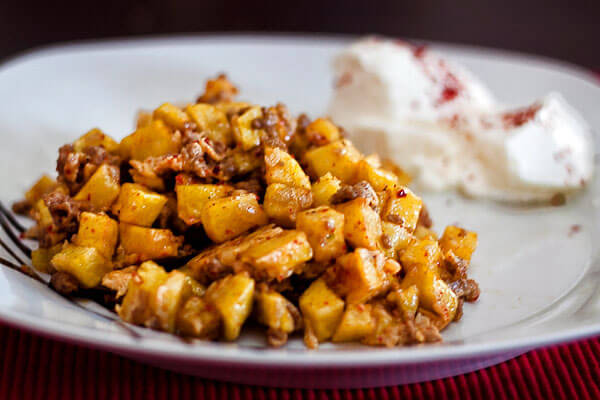 Photo of Kartoffel mit Hackfleisch – Pratik Kıymalı Patates