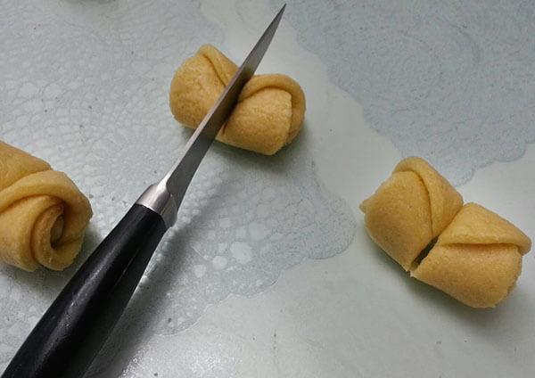 Türkisches Dessert - Gül Tatlısı
