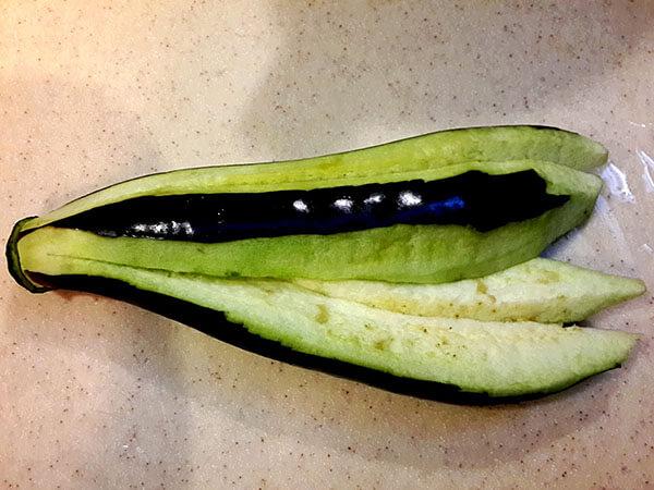 Auberginen Vorspeise - Patlıcan Meze