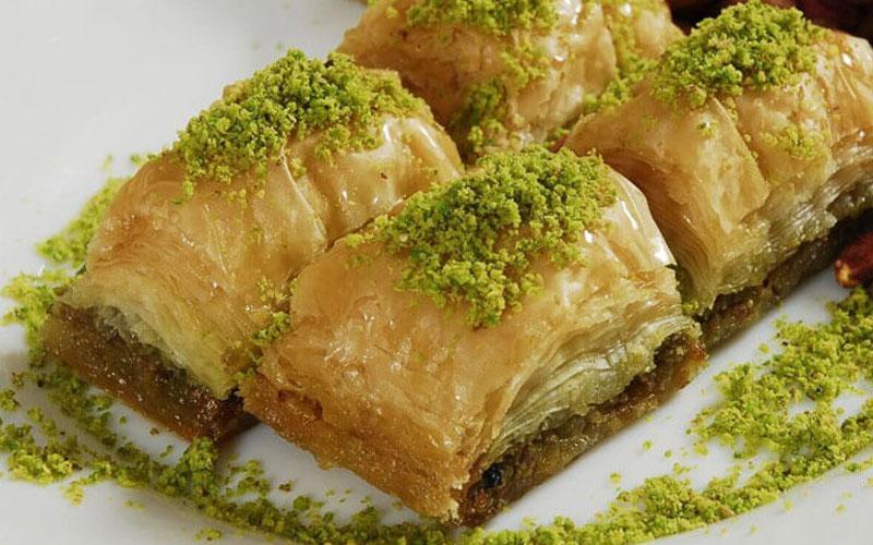Desserts mit Zuckersirup Rezepte