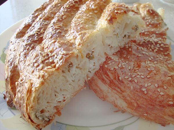 Börek mit Käse - Yufkadan Peynirli Börek