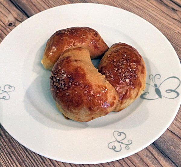 Gebäck mit Käse - Peynirli Poğaça